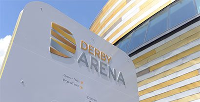 derby velodrome