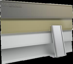 profiled plank